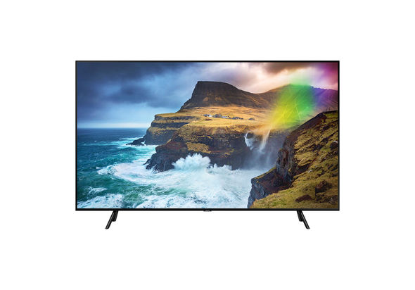 Samsung 55  Class Q70R QLED Smart 4K UHD TV (2019)