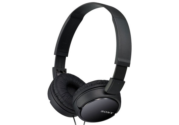 Sony ZX110 headphones (Black)