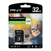 PNY MicroSDHC High Performance 32GB