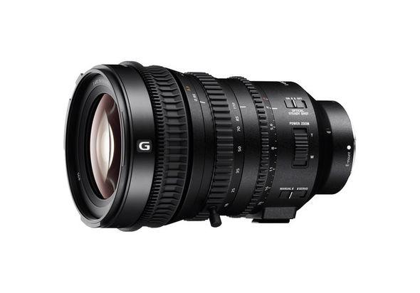 سوني  E PZ 18-110mm f/4 G OSS عدسات كاميرا