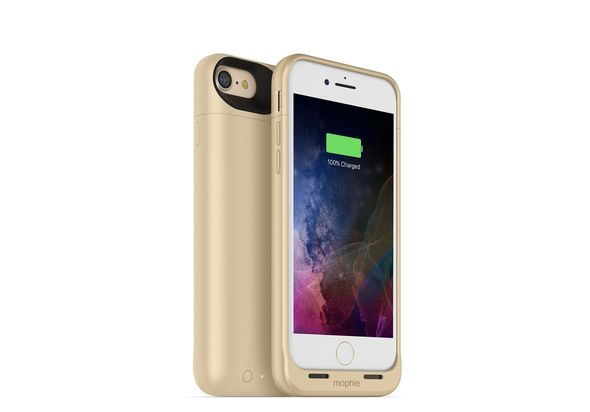 Mophie Juice Pack Air for iPhone 7, Gold