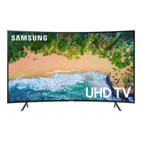 Samsung 65 inches UA65NU7300KXZN Curved Smart 4K UHD TV