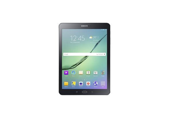 Samsung Galaxy Tab S2 9.7 Tablet, White,  black, 10 inch