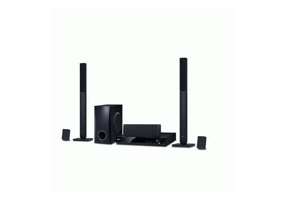 LG LHD457 5.1 Channel DVD Home Theater