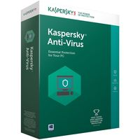Kaspersky Antivirus 2017 4 User