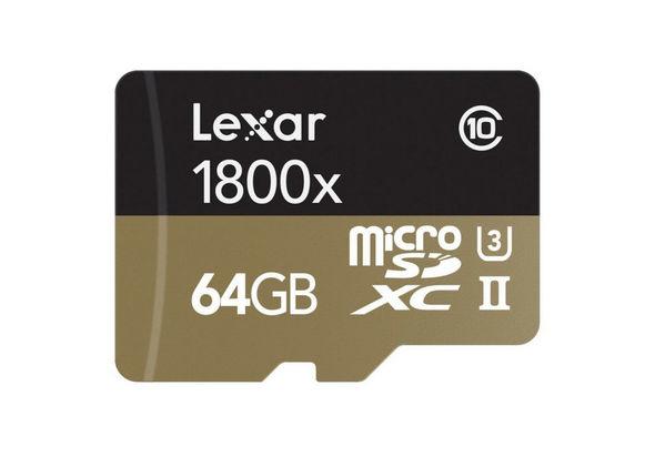 Lexar 64 GB SD Card