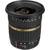 Tamron SP AF 10-24mm f / 3.5-4.5 DI II Zoom Lens