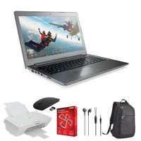 "Lenovo Ideapad 510 i5 6GB, 1TB 15"" Laptop, Gunmetal"