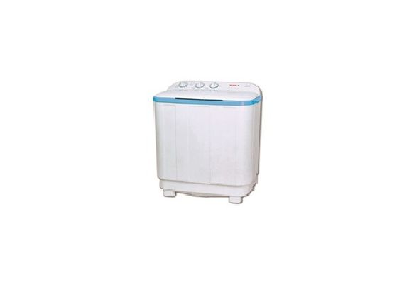 Supra 5 Kg Semi Automatic Twin TubWashing Machine, with Wind Dry, Spin Air Dry, Magic Filter, Transparent Lid