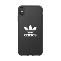 Adidas Moulded Case for iPhone XS Max, Black