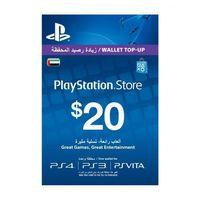 PlayStation Live Card $20