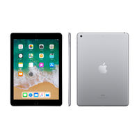 "Apple iPad 6th Gen Wi-Fi 32GB 9.7"" , Space Gray"