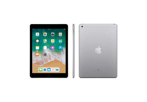 Apple iPad 6th Gen Wi-Fi 32GB 9.7  , Space Gray