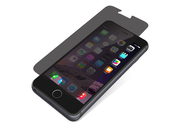 Zagg Invisible Shield Glass Screen Protector for iPhone 6, Privacy