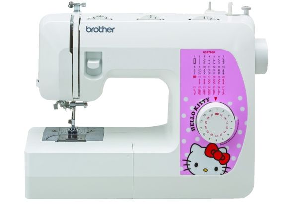 Hello Kitty Domestic Sewing Machine, 27 Stitches