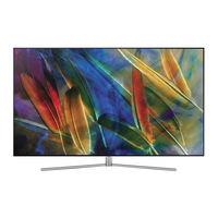 "Samsung 55"" QA55Q7FAM Flat 4K Smart QLED Television"