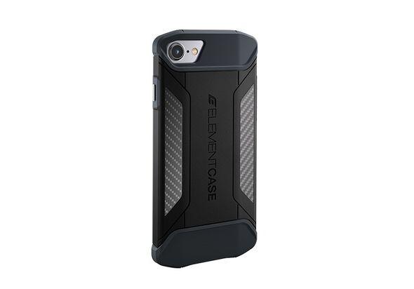 Element Case CFX iPhone 7 Case, Black