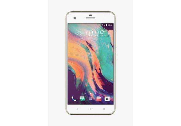 HTC Desire 10 Pro Smartphone, Polar White