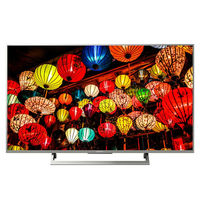 "Sony 55"" KDL55X8000E/S 4K Android LED Smart TV, Silver"