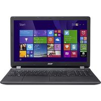 "Acer Aspire ES1-572 i3, 4GB, 1 TB 15"" Laptop, Black"