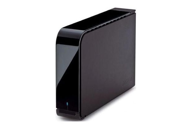 Buffalo Ministation Thunder Bolt Portable Hard Disk