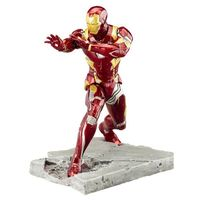 Kotobukiya Captain America: Civil War Movie Iron Man Mark 46 Artfx Statue