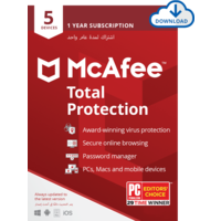 McAfee Total Protection 05 Device