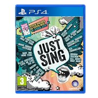 Just Sing for PS4