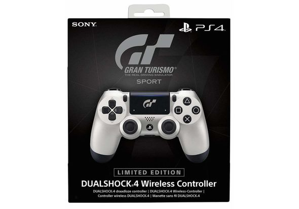 Sony PS4 DualShock 4 Controller GT Sport Edition