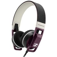 Sennheiser URBANITE (Plum, i) On Ear Headphones
