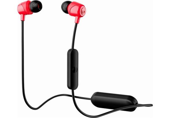 Skullcandy JIB Wireless In-Ear Headphones (Red)