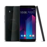 HTC U11+ Smartphone LTE, Ceramic Black