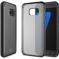 iLuv Vyneer Case for Galaxy S7, Black