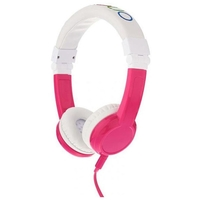 BuddyPhones Explore Foldable- Pink