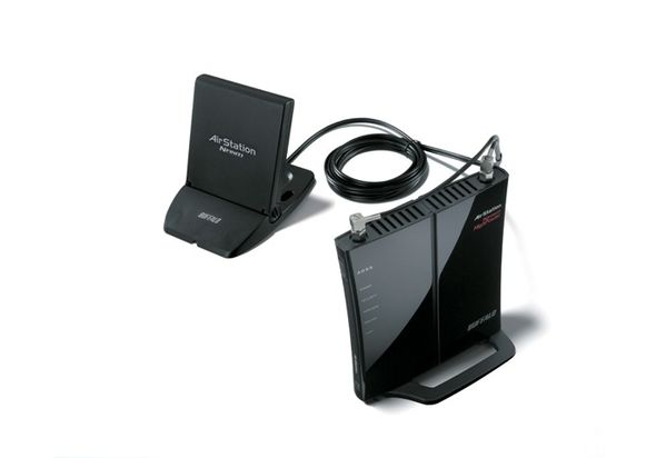 Buffalo AirStation Nfiniti Wireless-N 300Mbps Cable Router