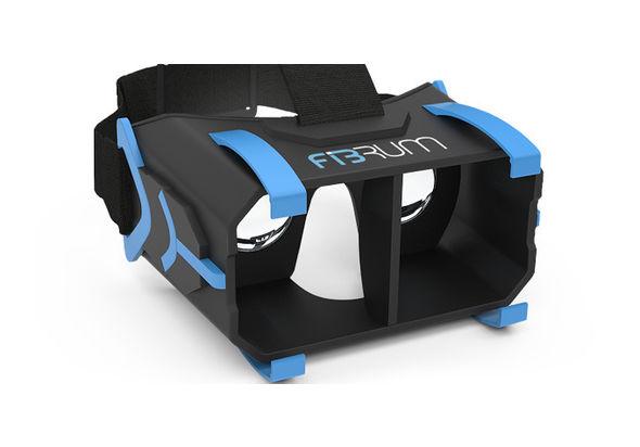 Fibrum Pro VR Headset