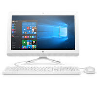 "HP 22-C0001NE i3 4GB, 1TB 22"" All-in-One Desktop, White"
