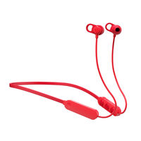 Skullcandy Jib Plus Wireless In-Earphone,  Red/Black