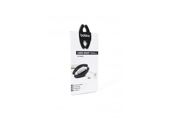 Bobino BSBK Small Black Cord Wrap