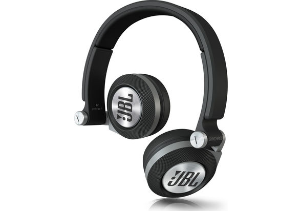JBL Synchros E30 On-ear headphones, Black