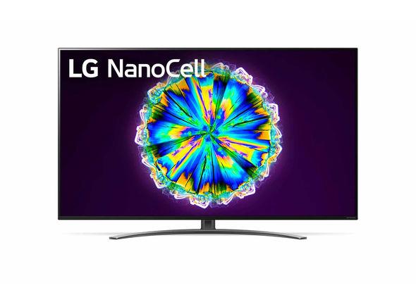 LG 65  65NANO86VNA UHD NanoCell TV