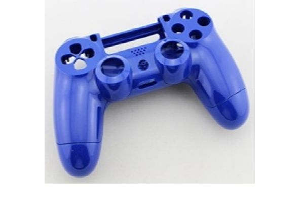 4Gamers PS4 Hard Shell Controller Case, Blue