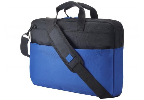 HP Duotone 15.6  BriefCase, Blue