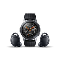 Samsung R800 Galaxy Watch with Samsung Gear IconX Wireless Earbuds
