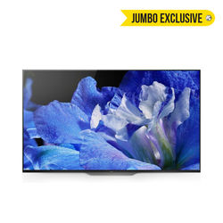 """Sony 65"""" KDL65A8 4K HDR OLED TV"""