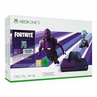 Microsoft Xbox One S 1TB Console with Purple Fornite