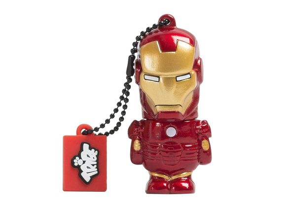 Tribe 16GB USB, Iron Man