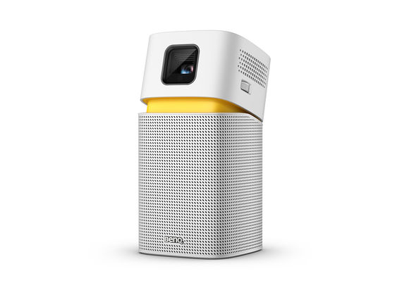 BenQ Portable Projector with Wi-Fi and Bluetooth Speaker