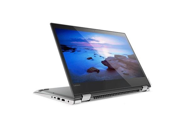Lenovo Yoga 520 i7 16G, 128GB+ 1TB 14  Laptop, Gray
