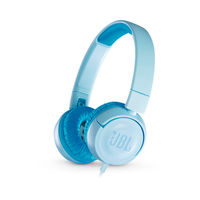 JBL JR 300 Kids on-ear headphones, Blue